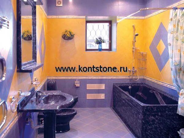 Производство искусственного мрамора из бетона в домашних условиях