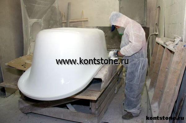 Многие виды мрамора доступны для заказа с доставкой на следующий день со склада в Санкт-Петербурге